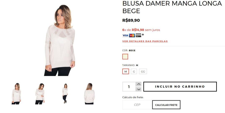 blusa-damer-mangalonga-bege