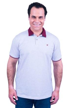 camisa-polo-masculina-manga-curta-branca-frente