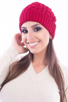 touca-feminina-dobra-vermelha-frente