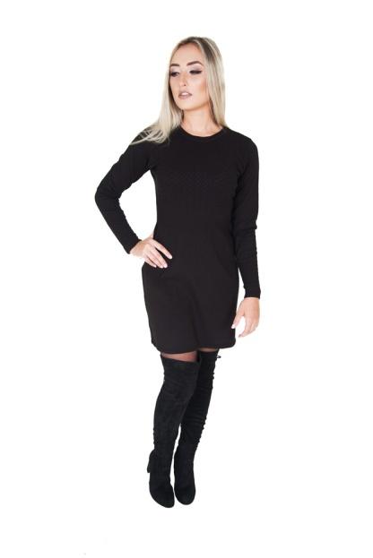 vestido-feminino-curto-manga-longa-preto-de-links-corpo-inteiro