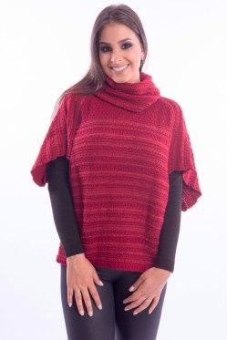blusa-feminina-gola-boba-vermelha-frente